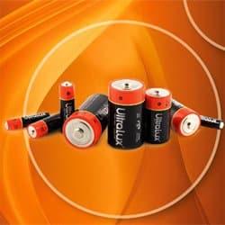 Батерии Ultralux